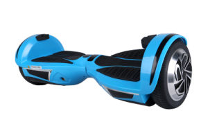 OEM Accept 2 Wheels Smart Self Balancing Electric Scooter with Bluetooth Speaker pictures & photos