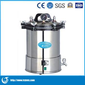 Portable Pressure Steam Sterilizer-Portable Autoclave Equipment pictures & photos