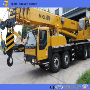 100t Construction Mobile Truck Crane pictures & photos