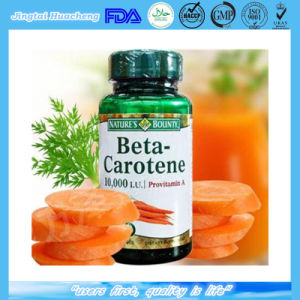 Beta Carotene Powder 1% or 10%, Beta Carotene Emulsion 1%, 2%, Beta Carotene Oil 30% pictures & photos