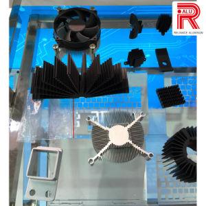 Aluminum/Aluminium Extrusion Profiles for Electrical Equirpment pictures & photos