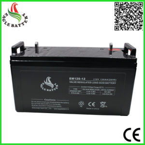 12V 120ah Mf VRLA Rechargeable Battery for UPS pictures & photos