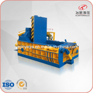 Ydf-160A Tin Cans Copper Steel Metal Scrap Baler Machine pictures & photos