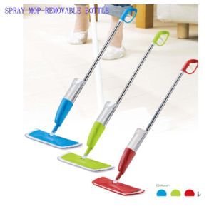 Stainless Steel Hand Press 360 Spray Mop (PS03)
