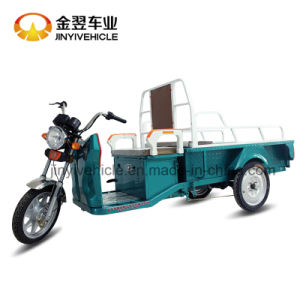 Electric Three Wheeler Scooter for Cargo Shipping pictures & photos