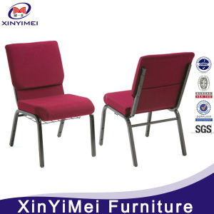 Chinese Wholesale High-Density Foam Stacking Church Chair pictures & photos