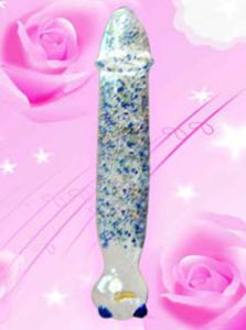 Sex Toy Glass Dildo for Women Ij-Gst192 pictures & photos