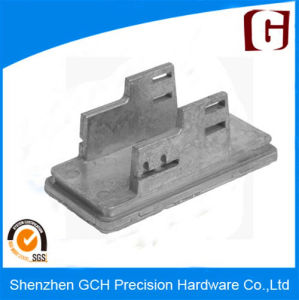 Precision Zinc Die Casting for Household Bathroom Accessories pictures & photos