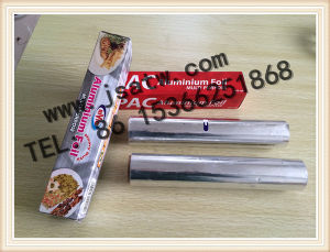 Aluminum Foil Roll Rewinder with Sticker pictures & photos