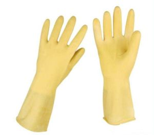 Household Latex Glove pictures & photos