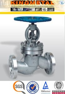Dn150 4 Inch Pn16 Stainless Steel Globe Valve Manufacturer pictures & photos