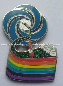 Zinc Die Cast Badge (Hz 1001 B057) pictures & photos