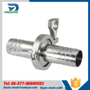 Stainless Steel Sanitary Clamp Hose Coupling (DY-C045) pictures & photos