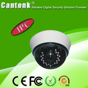 Indoor Security Onvif 4.0MP Dome IP Camera with IR Cut (KIP-RT45) pictures & photos