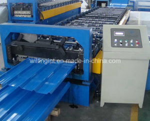 Roof Steel Sheet Roll Forming Machine pictures & photos