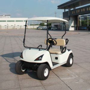 China Factory Hot Selling CE Approved 2 in 1 Seat of Golf Cart Dg-C2 pictures & photos