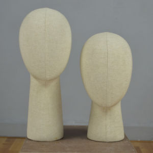 Fiberglass Female Mannequin Head for Bridal Headwear pictures & photos