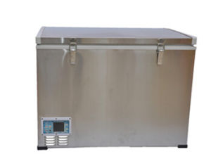 Outdoor Compressor Refrigerator 115liter DC12/24V for Camping, Caravan, Fishing Use pictures & photos