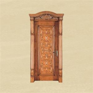 Low Price Good Quality Chinese Wooden Room Door