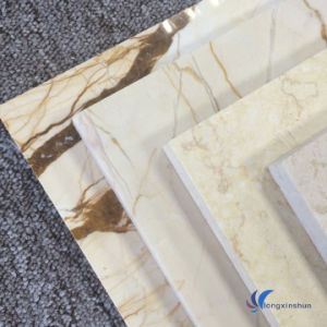Customized Natural White Beige Marble Table pictures & photos