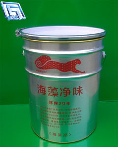 5 Gallon Metal and Plastic Pail