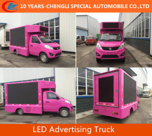 Foton Mini LED Advertising Truck LED Screen Truck for Sale pictures & photos