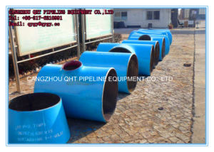 En10253-2 P235 Non Alloy and Alloy Steel Tee pictures & photos