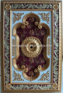China 1.4*2.0 Meter PS Artistic Ceiling for Luxurious Decoration