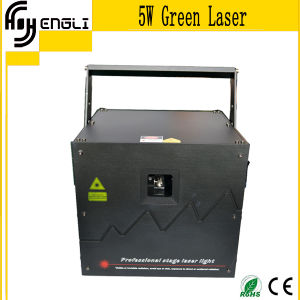 5W Green Animation Laser Stage Light with CE & RoHS (HL-088) pictures & photos