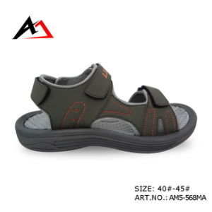 Shoes Flat Sandal Footwear for Men Women (AM5-568mA) pictures & photos