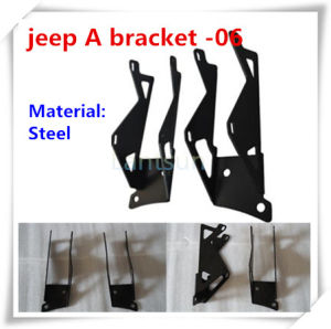 Double Bracket for off Road LED Light Bar Brackets for Jeep pictures & photos