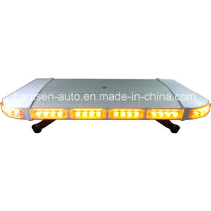 High Quality LED Mini Emergency Lightbar for Ambulance Trucks