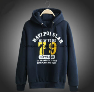 High Quality Women Long Sleeve Leisure Printing Hoodies Ladies Wear pictures & photos