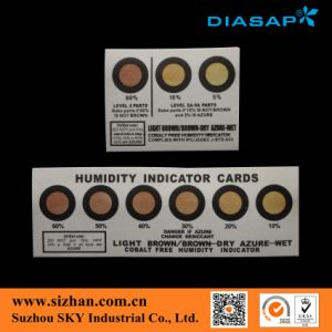 PCB Humidity Indicator Cards for Electronics Industrial Use pictures & photos