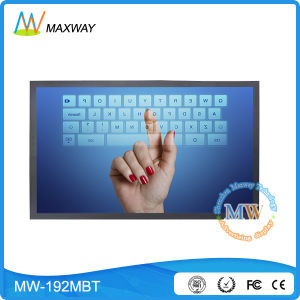 "19"" Touch Screen LCD Monitor with USB HDMI DVI VGA Input (MW-192MBT) pictures & photos"