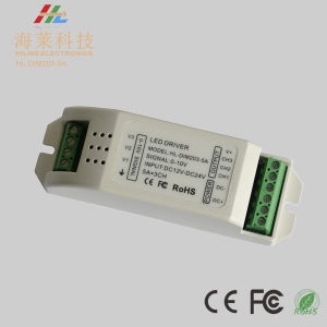 0/1-10V 5A*3channels LED Dimming Driver pictures & photos
