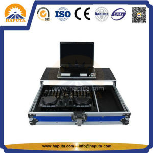 Trolley Aluminum Musical Mixer Travel Flight Case (HF-5203) pictures & photos