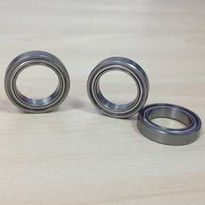 Precision Thin Section Deep Groove Ball Bearings 61806zz 61806 2RS Excavator Bearing pictures & photos