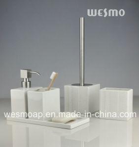 Porcelain Bathroom Ensemble (WBC0643C) pictures & photos