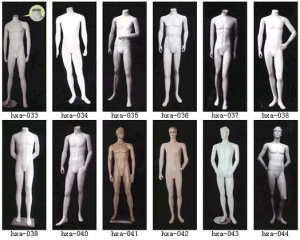 High Quality Mannequins with Good Price 072823 pictures & photos