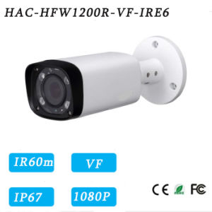 Dahua 2MP 1080P Hdcvi IR Bullet Security Camera{Hac-Hfw1200r-Vf-Ire6} pictures & photos