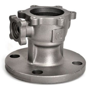 Carbon Steel Lost Wax Precision Casting with OEM pictures & photos