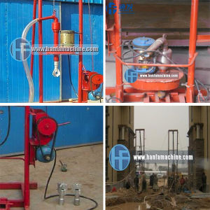 Full Automatic Small Water Well Drilling Equipment (HF150E) pictures & photos