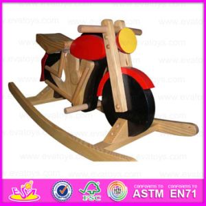 2015 Newest Wooden Ride on Rocking Horse Toy, Outdoor Funny Play Kid Toy Ride on Car, Hot Item Children Wooden Rider Toys Wj276729 pictures & photos