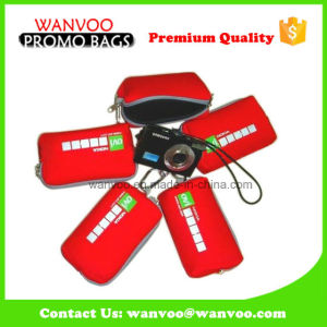 Reusable Red Waterproof Neoprene Camera Case Bag pictures & photos