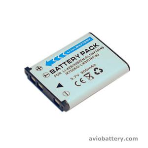 Camera Battery D-Li63 for Pentax Optio W30