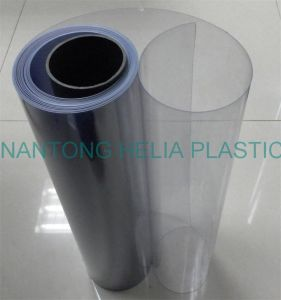 Rigid PVC Film for Covering (HL38-10) pictures & photos