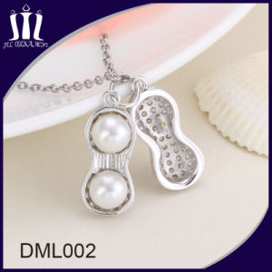 High Quality Pearl Peanut Simple Pendant pictures & photos
