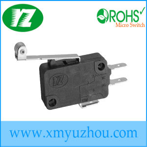 16A Limit Micro Switch with Roller Lever pictures & photos