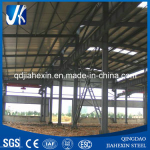 Galvanized Steel Sructure Framework / Steel Structure Warehouse pictures & photos